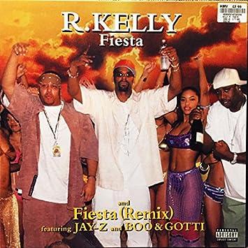 R. Kelly feat. Jay-z, boo & gotti fiesta remix (dirty) mp3.