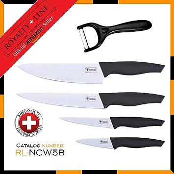 Compra Royalty Line rl-cw5r 4 pcs Conjunto de los Cuchillos ...