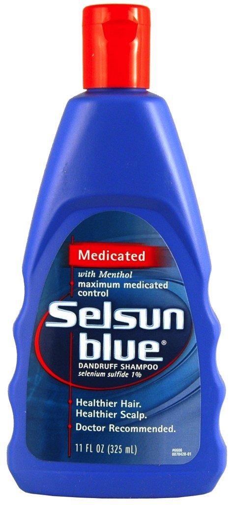 Selsun Blue Dandruff Shampoo 325 ml Medicated (Pack of 6) (並行輸入品) B008L2TUQO