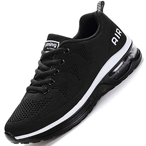5edaae58a3b11d Flarut Unisex Uomo Scarpe da Ginnastica Corsa Sportive Fitness Donna  Running Sneakers Basse Interior Air Casual