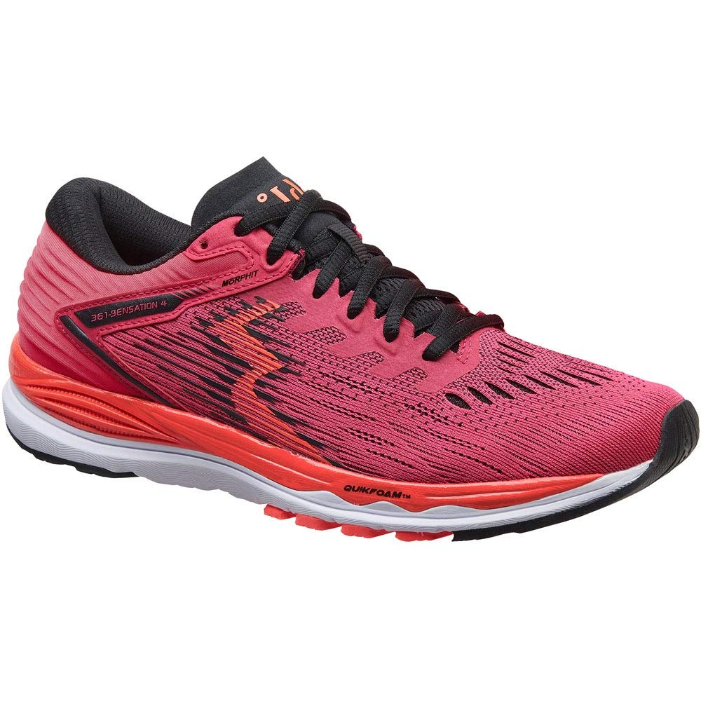 Image of 361 Degrees Womens Sensation 4 Running Casual Shoes, Road Running