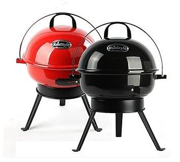 Nola Sang Portable barbacoa al aire libre parrilla fácil montar carbón estufa barbacoa de acero inoxidable