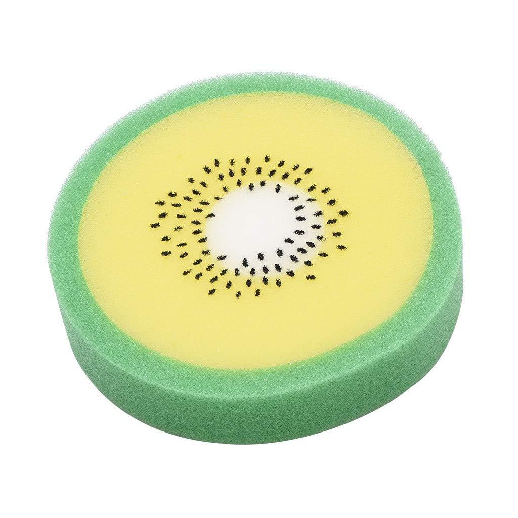 Denzar Special Supplies Baby Bath Sponges, Soft Foam Scrubber, |Body Cleaning | Gentle on Infant, Toddler Sensitive Skin (E)