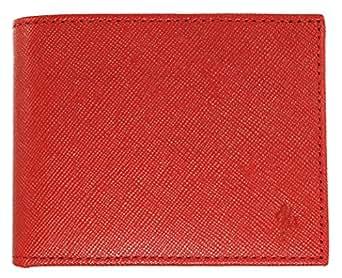 Cole Haan Greenwich Slim Wallet, Velvet Red, One Size