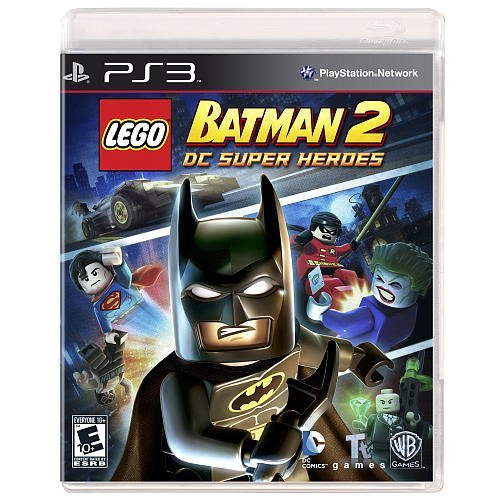LEGO Batman 2: DC Super Heroes for Sony PS3 (Lego Batman 2 Dc Super Heroes Ps3)