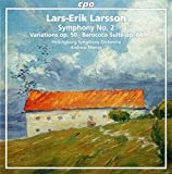 Larsson: Orchestral Works, Vol. 2