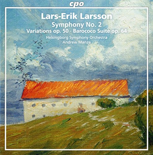 Larsson: Orchestral Works, Vol. 2 by CPO