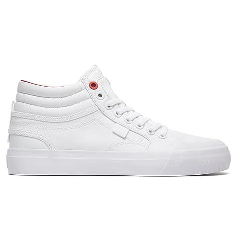 mejor elección venta barata del reino unido mejores zapatillas de deporte DC Zapatillas de Skate Evan Hi TX Se W Zapato para Patinar ...