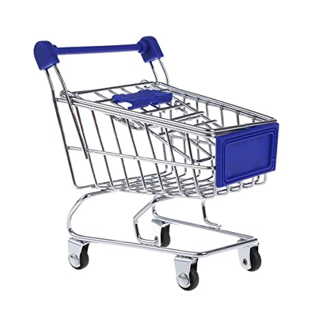 Carrito de compra - SODIAL(R)carrito de compra lapicera hamster de juguete de