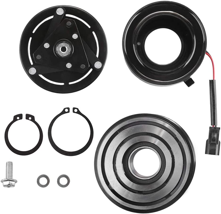 Compressors PULLEY, BEARING, COIL, PLATE NISSAN SENTRA 2007-2012 ...