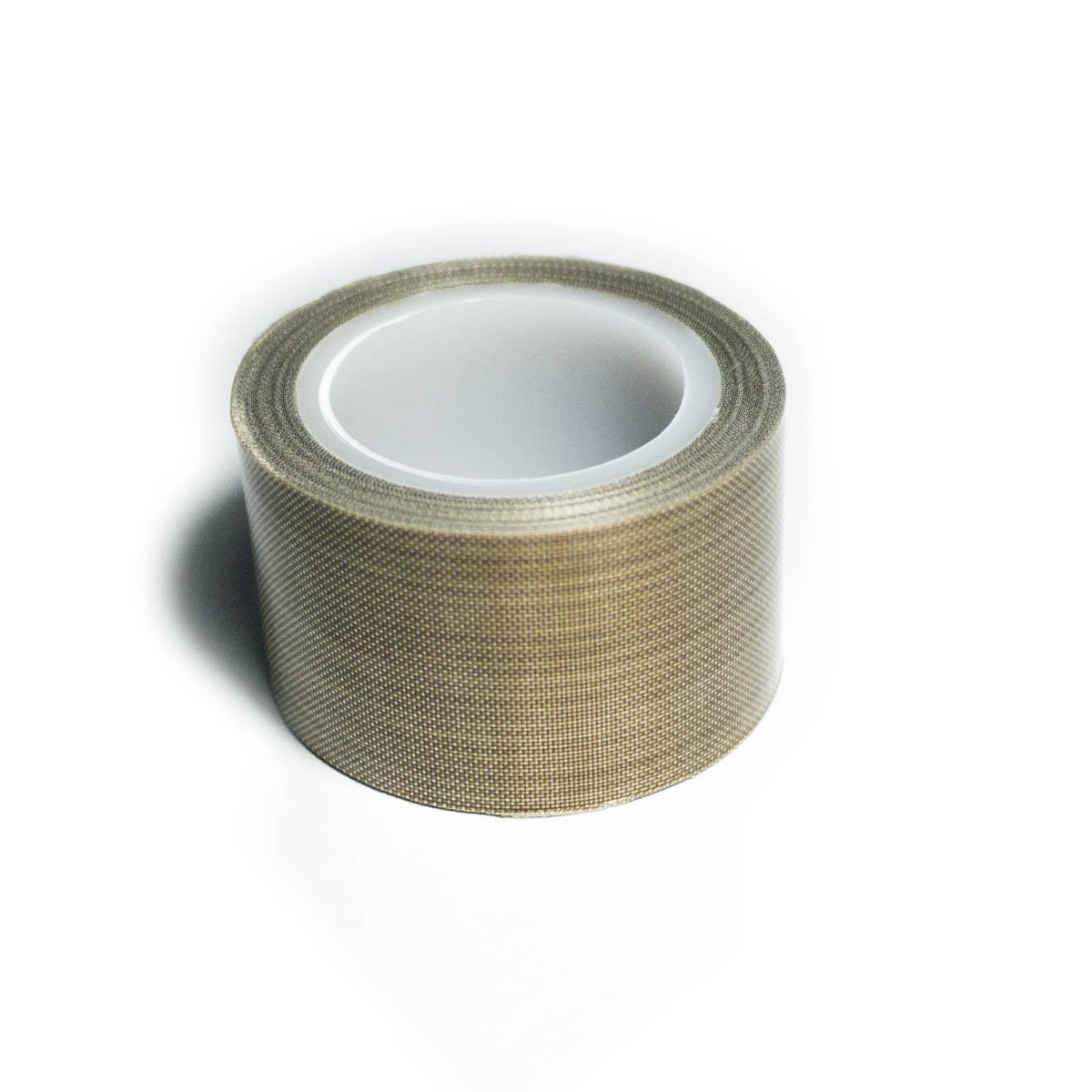 PTFE Coated Fabric Tape Teflon Adhesive Tape High Temperature Vacuum, Hand and Impulse Sealers Machine Sealing Tape 0.18mm Thick (30mm-10M)