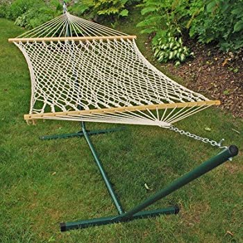 rope hammock and stand  bo set amazon     rope hammock and stand  bo set   hammock with stand      rh   amazon