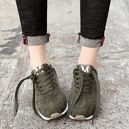 Basses Rosegal Course Vert Femme Sneakers Fitness Chaussure Air Mode Basket Athlétique Gym xrxXwO8