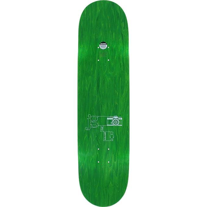 Joey Guevara 8.25 Alien Workshop 35mm Pro Skateboard Deck