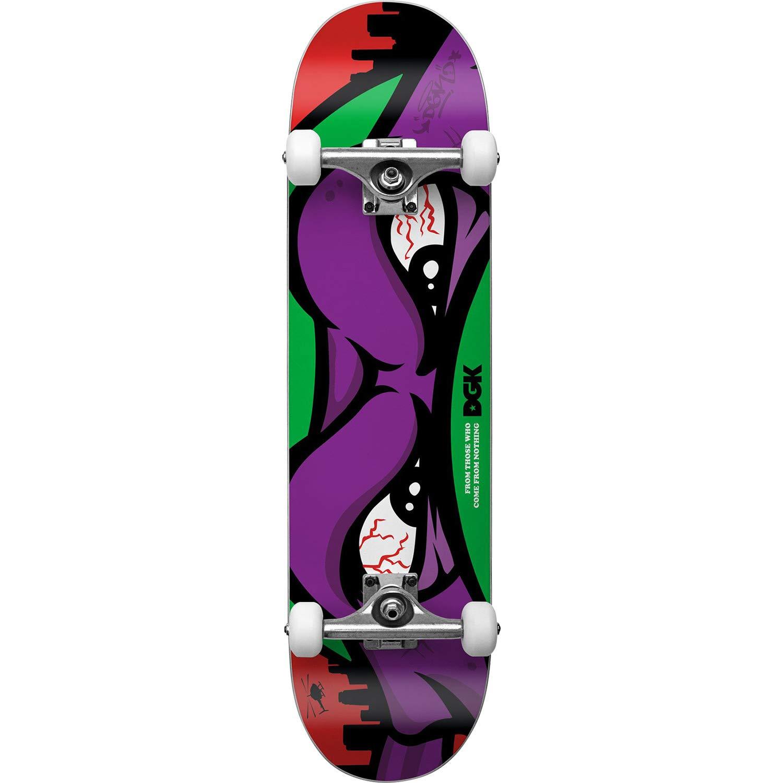 Amazon.com : DGK Skateboards My Ninja Complete Skateboard ...