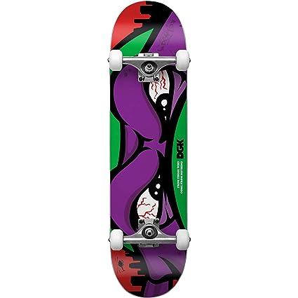 Amazon.com: DGK Skateboards My Ninja - Monopatín completo (7 ...