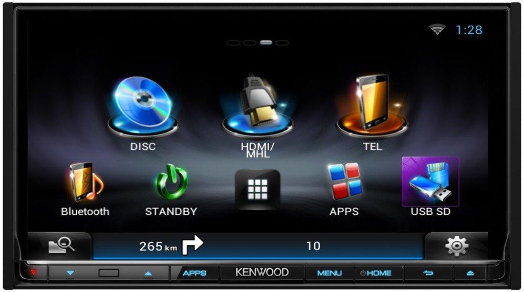 KENWOOD DNR8025BT Multimedia Receiver Bluetooth Treiber Windows 7
