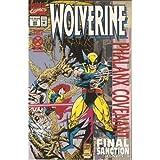 Wolverine #85 (Phalanx Covenant Final Sanction, Part 1)