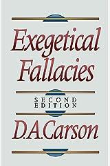 Exegetical Fallacies Paperback