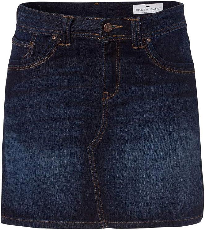 Jeans Minirock Mariella