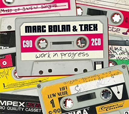 - Work in Progress by MARC & T-REX BOLAN - Amazon.com Music