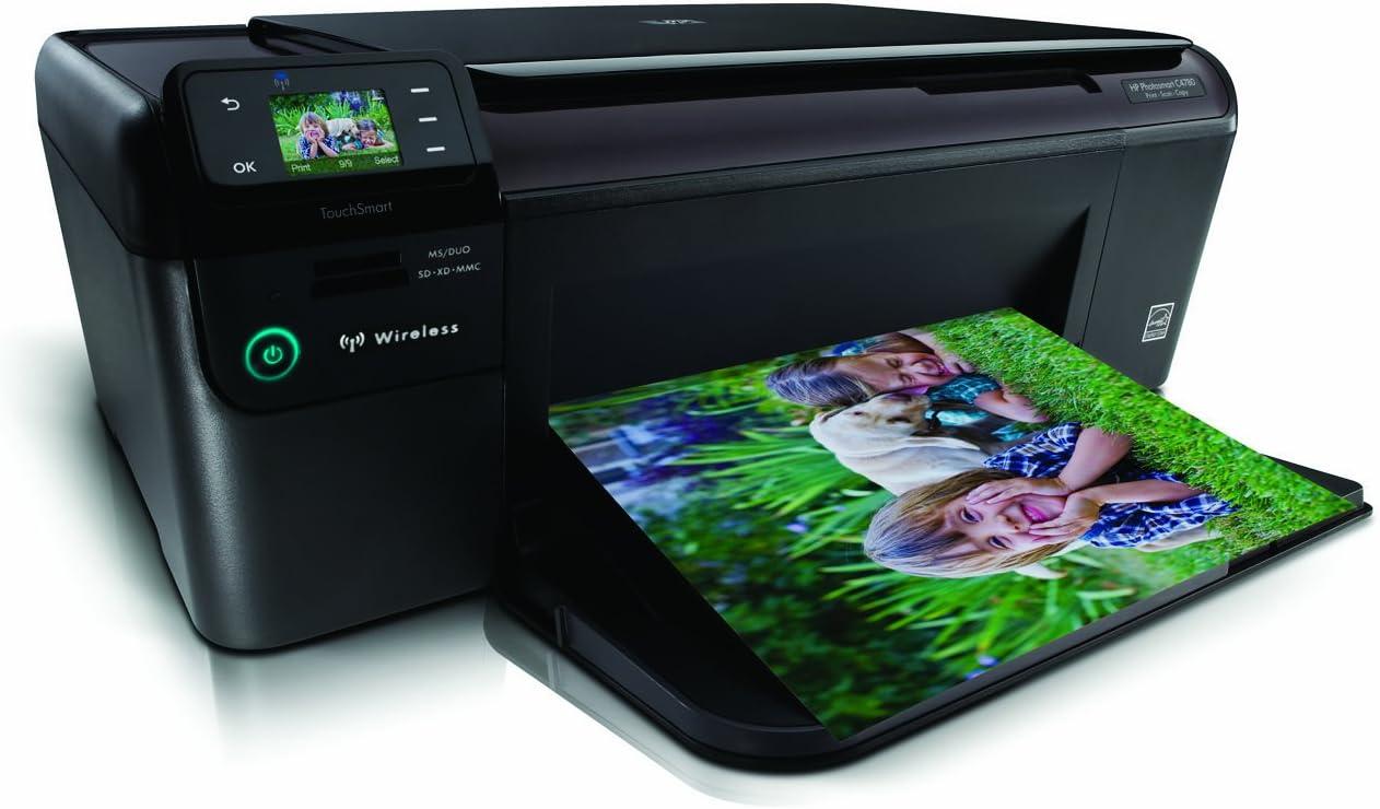 HP Photosmart C4780 All-in-One Printer - Impresora multifunción ...