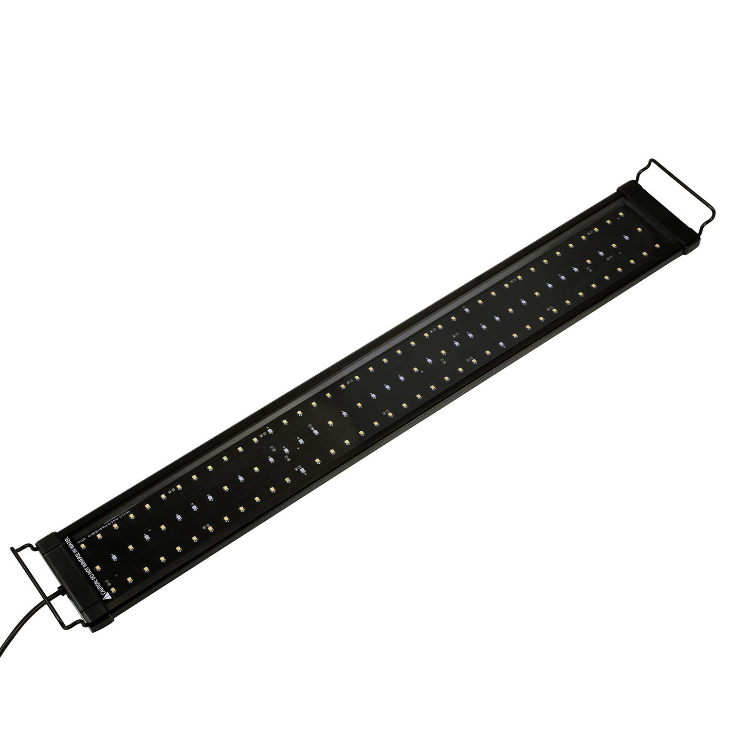 NICREW ClassicLED Plus LED Aquarium Light, Full Spectrum Fish Tank Light for Freshwater, 30 to 36-Inch by NICREW