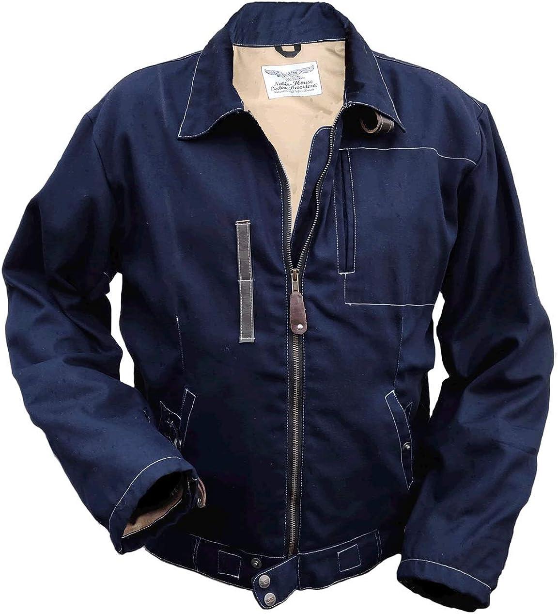 Noble House Me 262 Flight Jacket Summer Edition At Amazon Men S Clothing Store