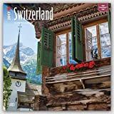 Switzerland 2017 Square (Multilingual Edition)