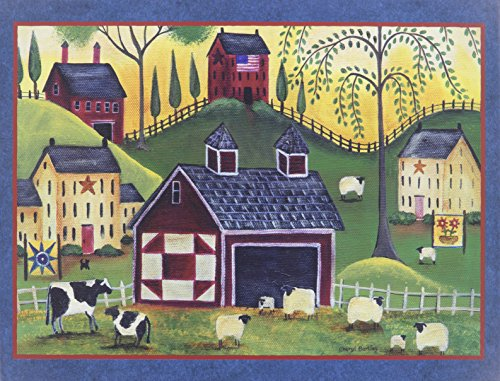 Sunrise Quilt Barn Puzzle - 1000 PC