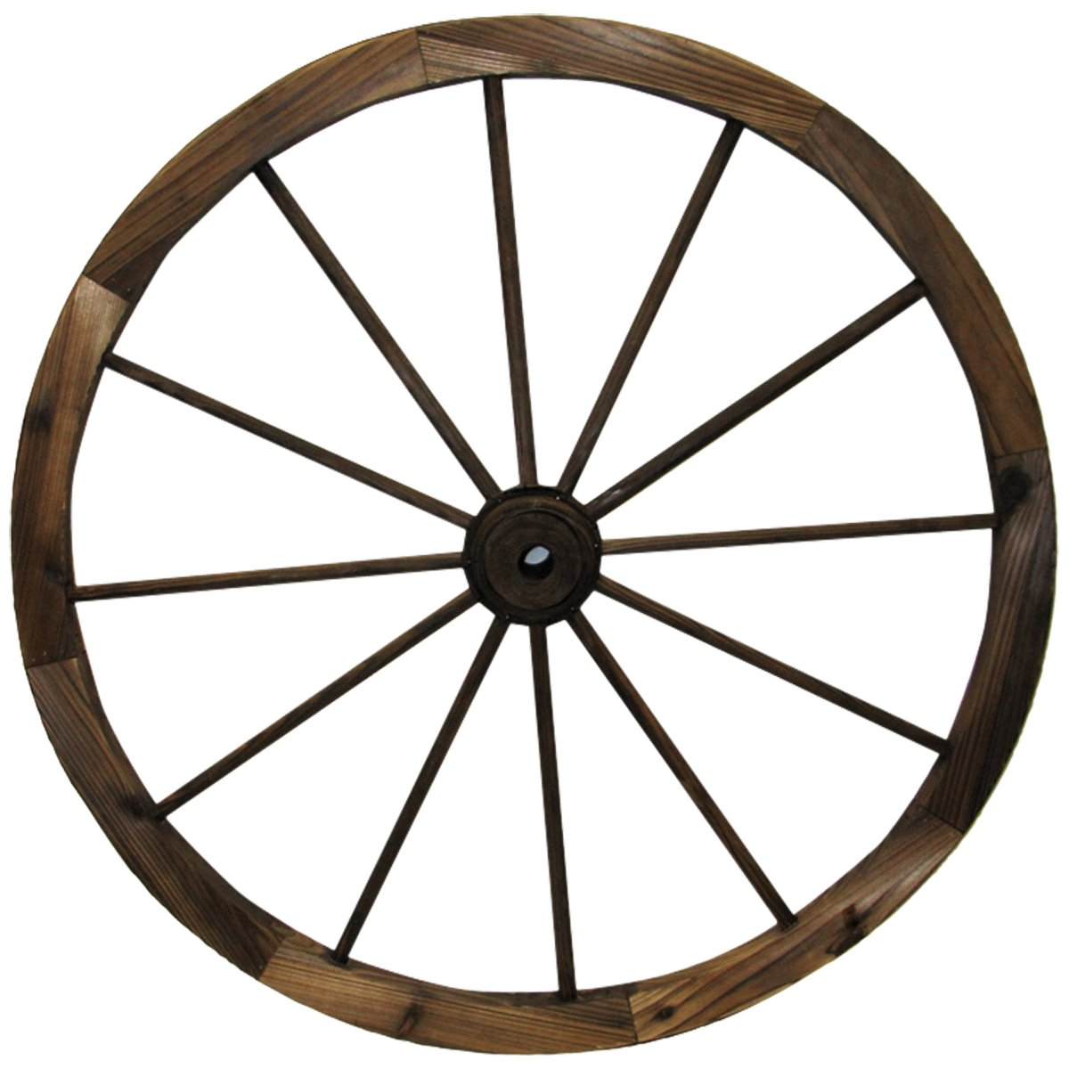 Leigh Country 30'' Wagon Wheel
