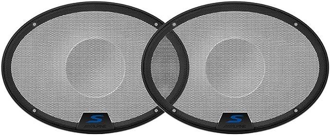 Alpine KTE-S8G 8x8 S-Series Speaker Grill