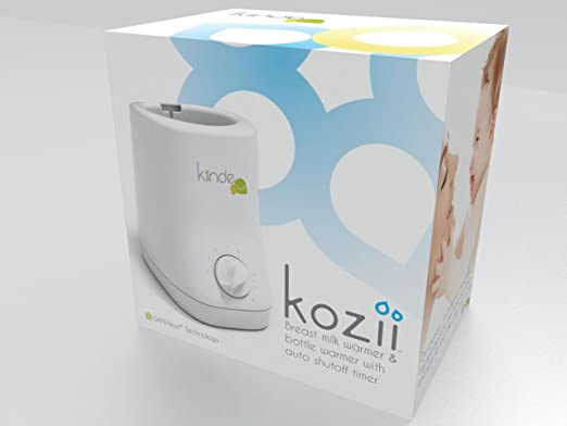 Bottle and Breast Milk Warmer Babymoov Kozii Baby Food Gentle Warming and Preserving Vitamins and Nutrients