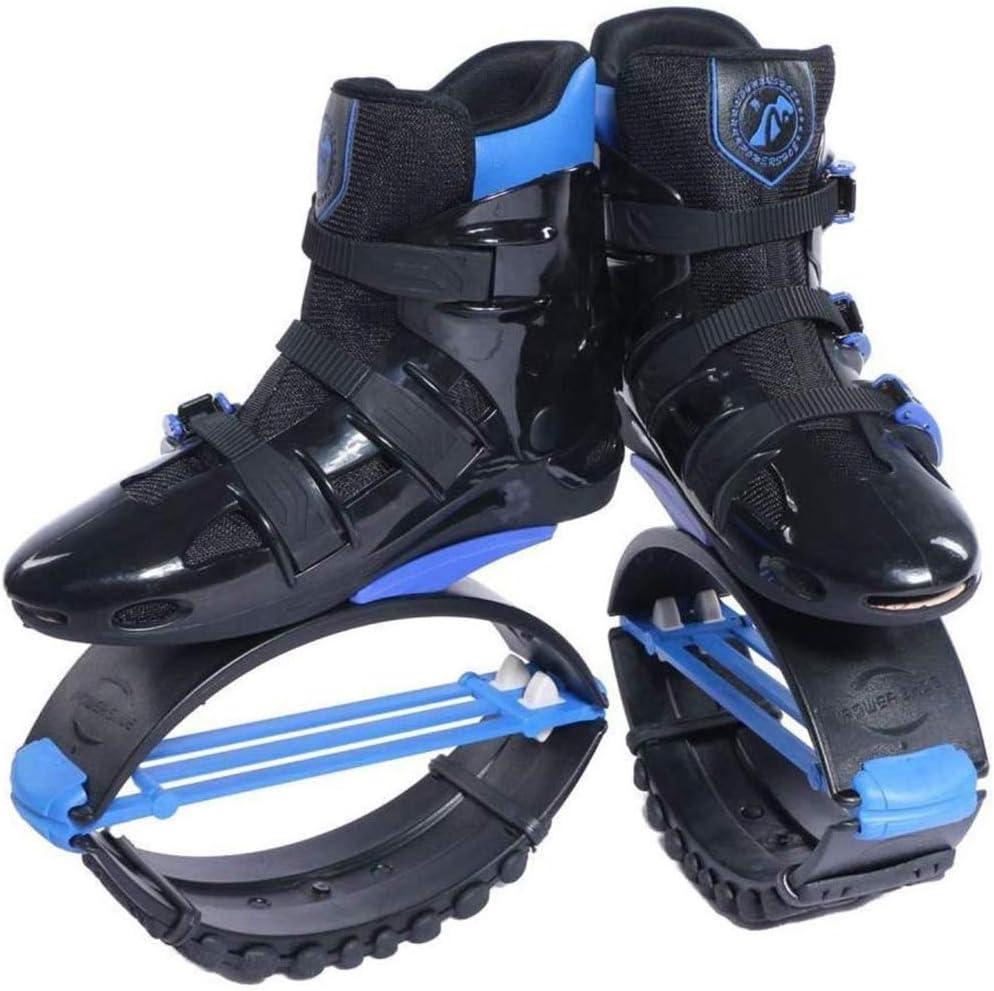 SEGIBUY Zapatos De Salto, Mujeres Hombres Zapatos De Salto Duraderos Antigravedad Botas De Correr Adelgazamiento Zapato De Modelado Corporal Accesorio Deportivo De Fitness,XXL