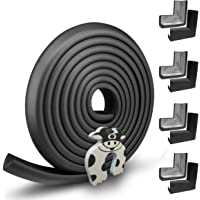 Edge Guard & Corner Protector - Extra Long 19.0ft [16.5ft Edge + 8 Pretaped Corners] with Baby Proofing, Home Safety…