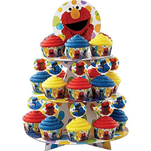 Wilton Cupcake Stand, Sesame Street