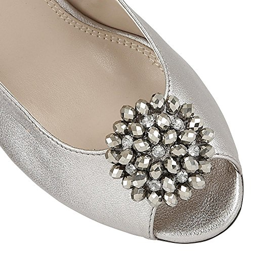 Lotus Fascination Womens Court Shoes Pewter 5 UWHK8bOHc9