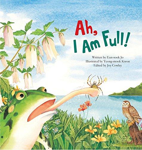 Read Online Ah, I Am Full! (Science Storybooks) ebook