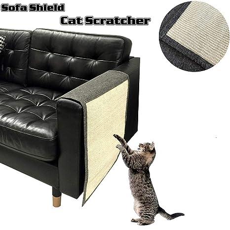 Outstanding Amazon Com Ietang Pet Cat Scratching Pad Mat Sofa Shield Short Links Chair Design For Home Short Linksinfo