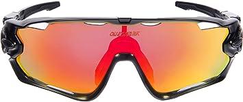 Queshark Deportes Gafas de Sol de Ciclismo para Bicicleta ...