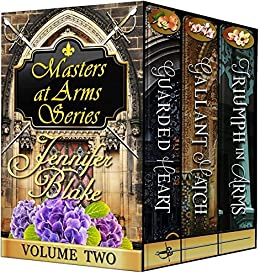 Masters At Arms Series - Volume Two (Masters At Arms Boxed Sets Book 2) (English Edition) por [Blake, Jennifer]