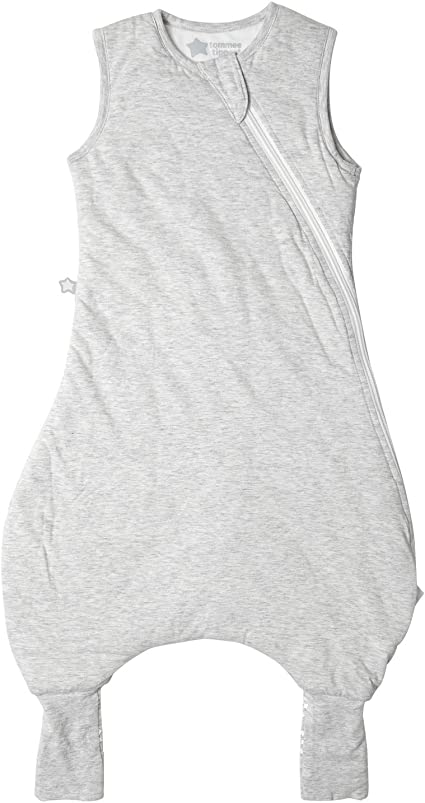 1 Tog Tommee Tippee The Original Grobag Baby Sleep Bag Grey Marl 6-18 month