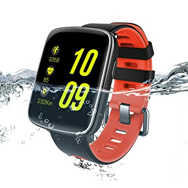 Makibes GV68 IP68 impermeable deportes Bluetooth Smart reloj MTK2502 mensaje recordatorio de llamadas remoto de la