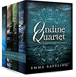 Ondine Quartet Collection: Volume 1 by [Raveling, Emma]