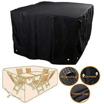 Amazon Com Neverland Oxford Extra Heavy Duty Rattan Cube