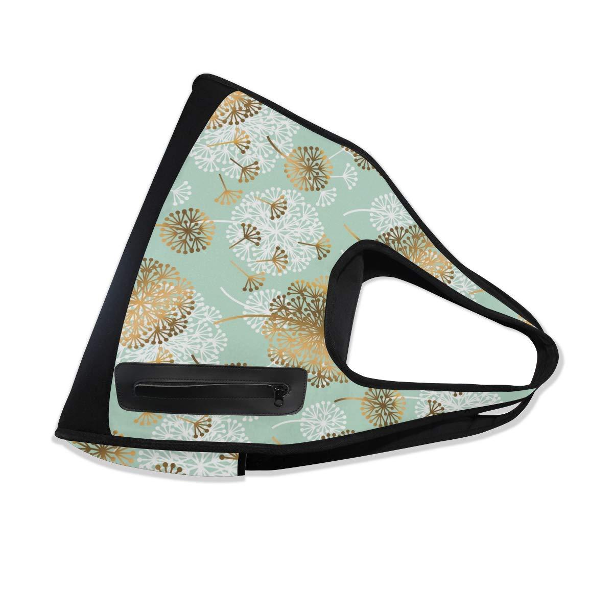 Unisex Travel Duffels Gym Bag Dandelion Flower Canvas Weekender Bag Shoulder Bag Totes bags