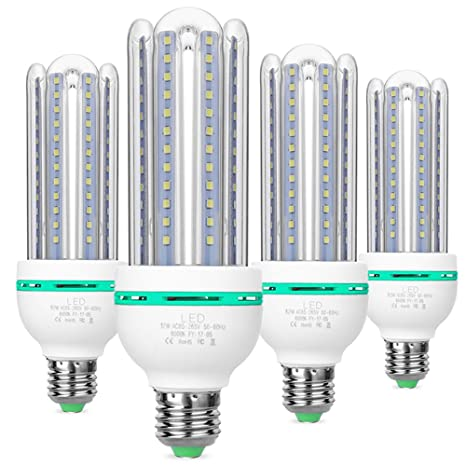 Bombillas LED E27, 12W equivalente de 100 vatios,luz blanca fría 6000K, 360
