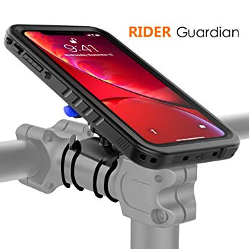 iPhone XR Bicicleta Impermeable Funda, Soporte Movil Bicicleta ...