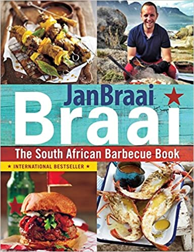 Book Braai: The South African Barbecue Book
