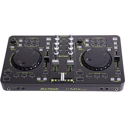 Dj Tech Contrôleur Mix Mkii Table De Mixage Pour Dj Usbi